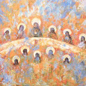 Поклонение Святым Дарам